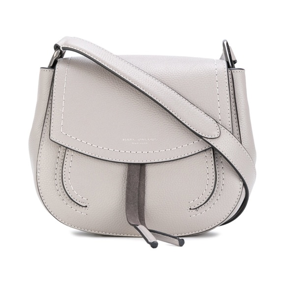 Marc Jacobs Maverick Leather Grey Shoulder Handbag. Listing Price   210 59d35dcfdbc8a
